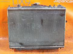 Радиатор ДВС ISUZU WIZARD UER25FW 6VD1