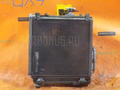 Радиатор ДВС на Suzuki Kei HN12S F6A