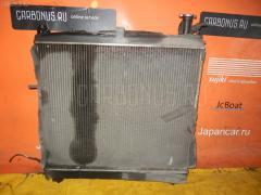 Радиатор ДВС TOYOTA HIACE REGIUS RCH41W 3RZ-FE
