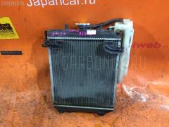 Радиатор ДВС TOYOTA DUET M101A K3-VE