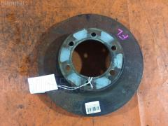 Тормозной диск TOYOTA HILUX SURF RZN215W 3RZ-FE Переднее