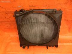 Радиатор ДВС MITSUBISHI DELICA SPACEGEAR PF6W 6G72
