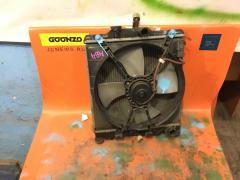Радиатор ДВС на Honda Domani MB4 D16A Фото 3