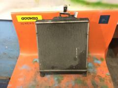 Радиатор ДВС на Honda Domani MB4 D16A Фото 4
