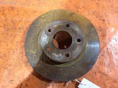 Тормозной диск NISSAN AVENIR PW11 SR20DE Переднее