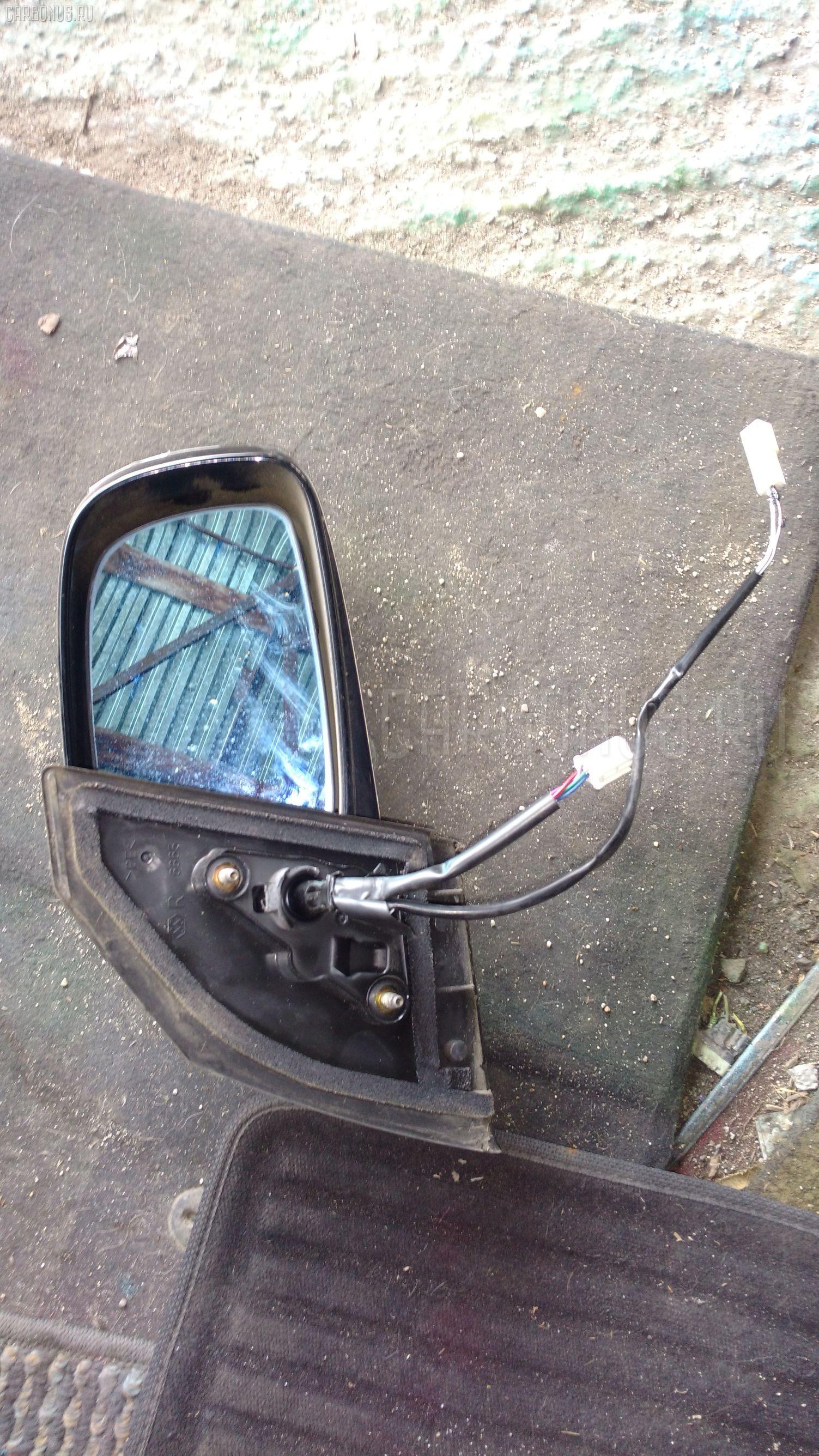 Зеркало двери боковой Toyota Corolla fielder ZZE122G Фото 1