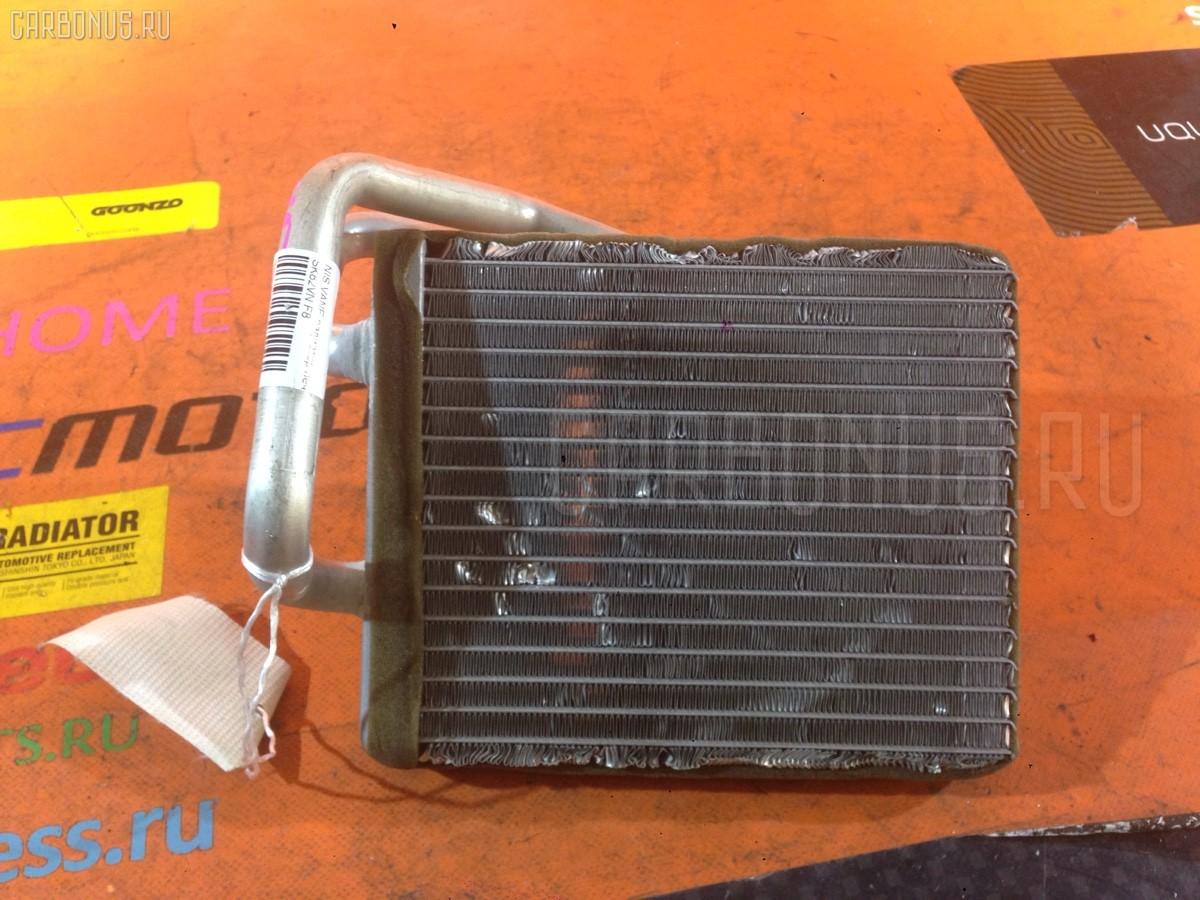 Радиатор печки Nissan Vanette SK82VN F8 Фото 1