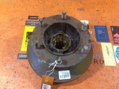 Тормозной диск на Mitsubishi Canter FB501B 4M40, Переднее расположение