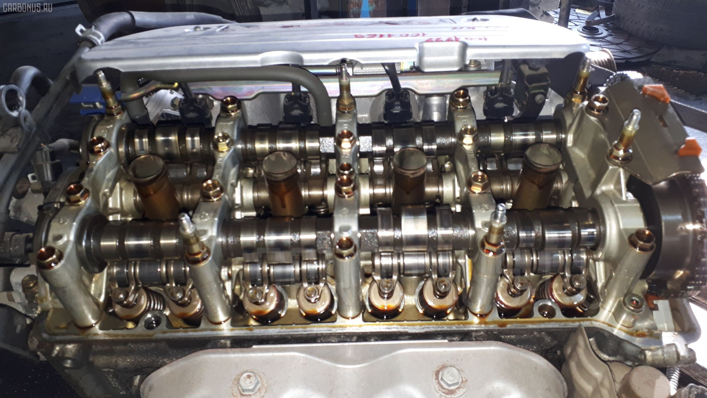 Двигатель Honda Accord CL9 K24A Фото 1