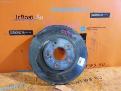 Тормозной диск HONDA ACCORD CL9 K24A Переднее