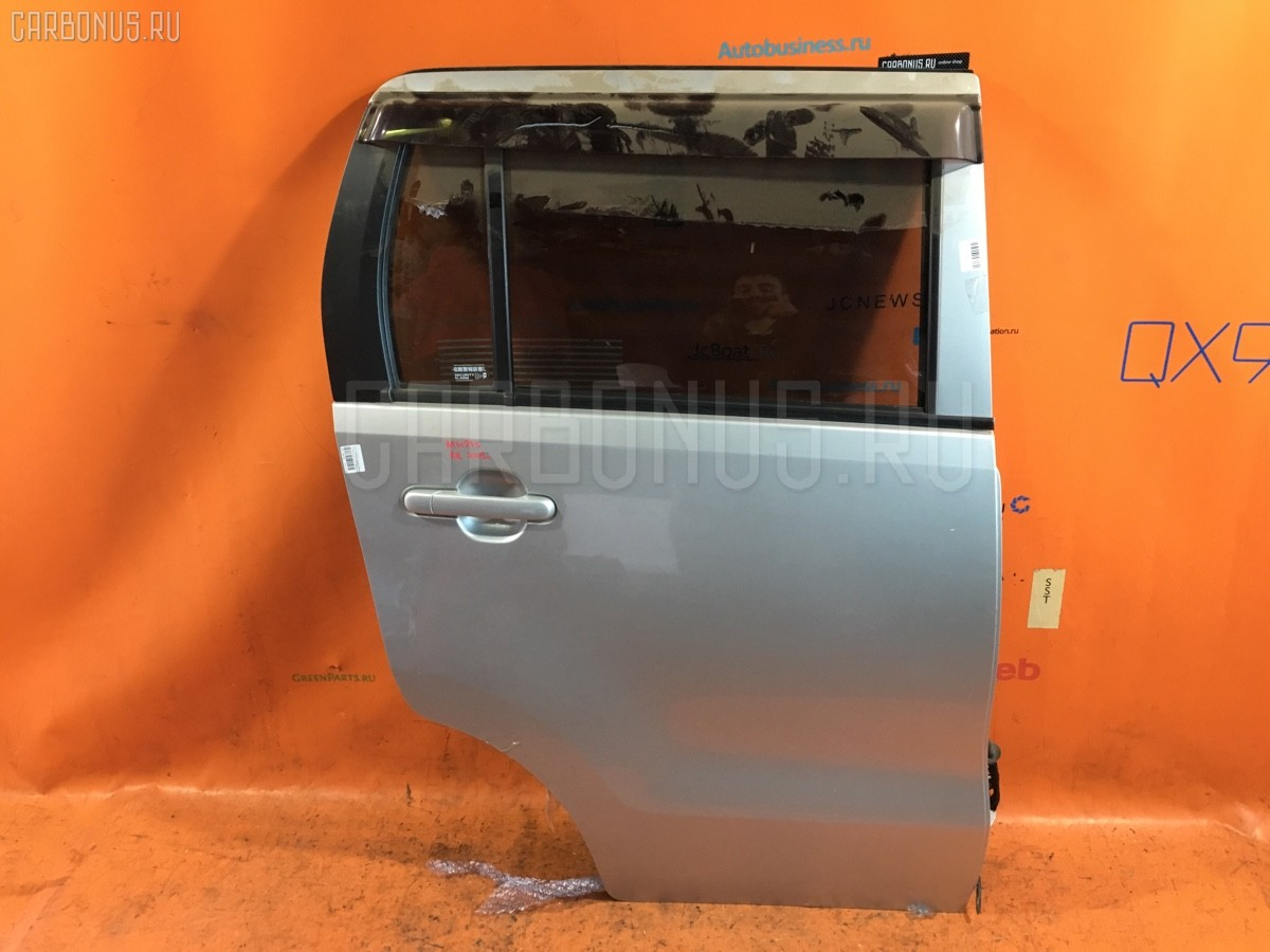 Дверь боковая на Suzuki Wagon R MH23S Фото 1