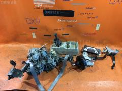 КПП механическая на Suzuki Alto HA25S K6A