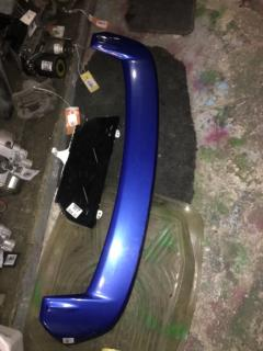 Спойлер на Mazda Demio DY5W Фото 3