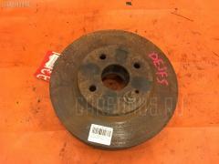 Тормозной диск Mazda Demio DEJFS P3-VPS Переднее