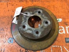 Тормозной диск на Mazda Capella Wagon GVER FE, Заднее расположение