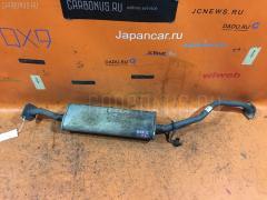 Глушитель на Nissan March BK12 CR14DE