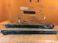 Порог кузова пластиковый ( обвес ) HONDA