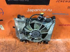 Радиатор ДВС 16400-21070, 16400-21071 на Toyota Platz NCP12 1NZ-FE Фото 1