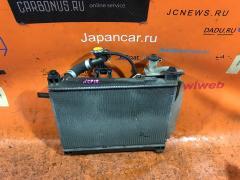 Радиатор ДВС 16400-21070, 16400-21071 на Toyota Platz NCP12 1NZ-FE Фото 2