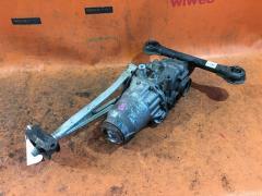 Редуктор на Honda Fit GD2 L13A, Заднее расположение