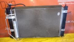 Радиатор ДВС на Mitsubishi Colt Plus Z24W 4A91 Фото 2