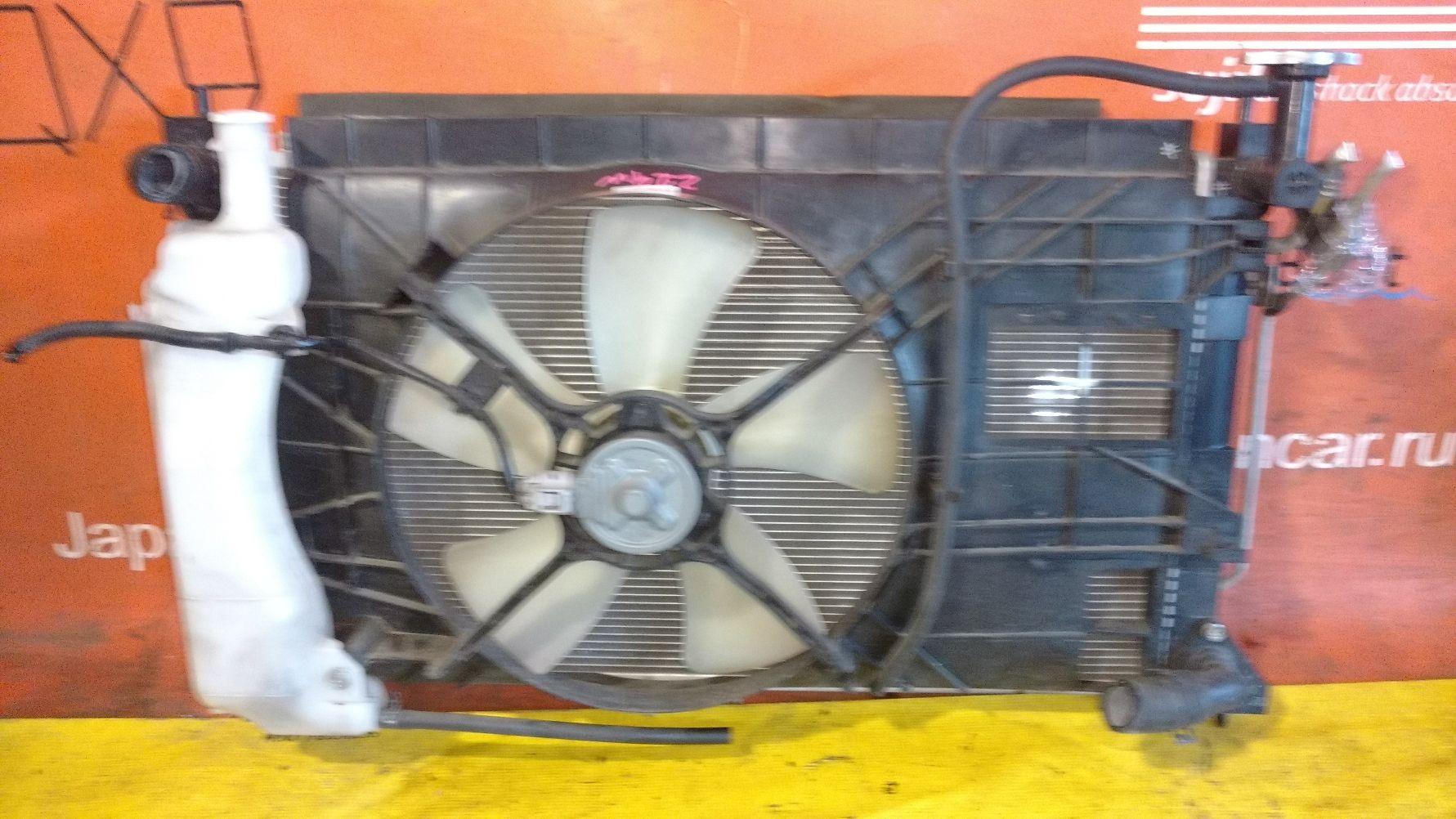 Радиатор ДВС на Mitsubishi Colt Plus Z24W 4A91 Фото 1