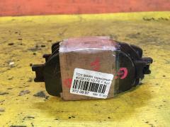 Тормозные колодки на Toyota Mark II GX110 1G-FE 04465-30300, Переднее расположение