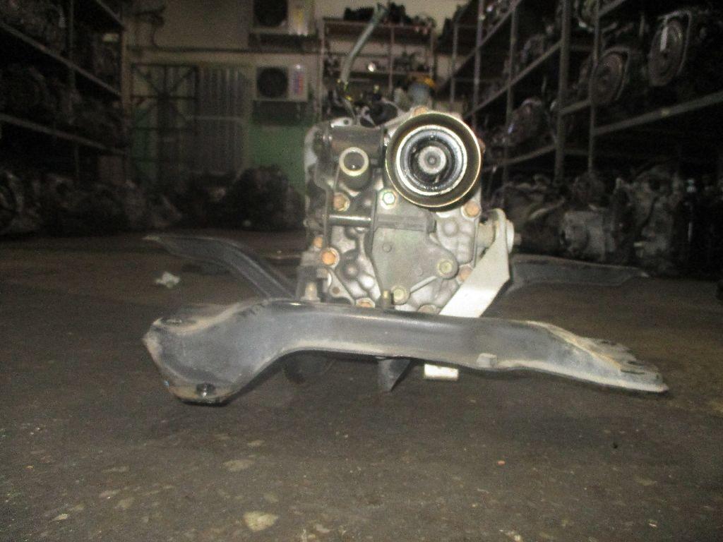 КПП механическая на Subaru Forester SG5 EJ203 Фото 1