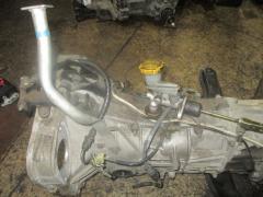 КПП механическая на Subaru Forester SG5 EJ203 Фото 5