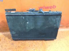 Радиатор ДВС на Toyota Starlet EP82 4E-FE