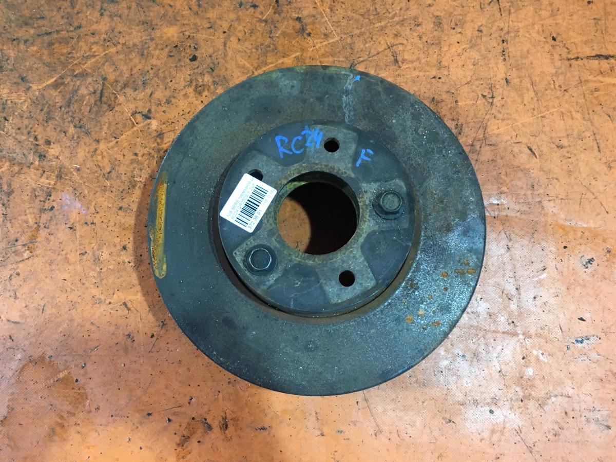 Тормозной диск Nissan Serena RC24 QR25DE Фото 1