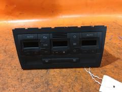 Блок управления климатконтроля на Audi A4 8E