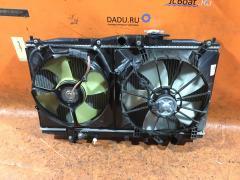 Радиатор ДВС на Honda Torneo CL1 H22A