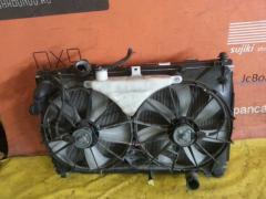 Радиатор ДВС на Toyota Mark X GRX130 4GR-FSE