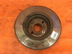 Тормозной диск TOYOTA RACTIS SCP100 2SZ-FE Переднее