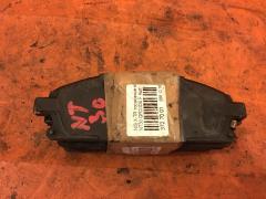 Тормозные колодки NISSAN X-TRAIL NT30 QR20DE Переднее