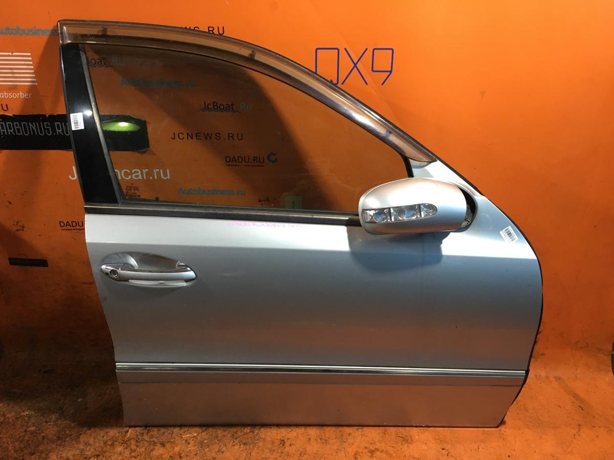 Дверь боковая на Mercedes-Benz E-Class W211.062 Фото 1