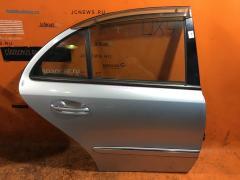 Дверь боковая на Mercedes-Benz E-Class W211, Заднее Правое расположение