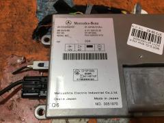 Блок упр-я MERCEDES-BENZ E-CLASS W211