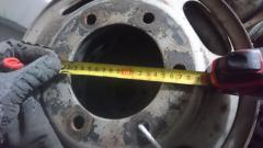 Диск штамповка грузовой R14 / C132 / 5J Фото 3