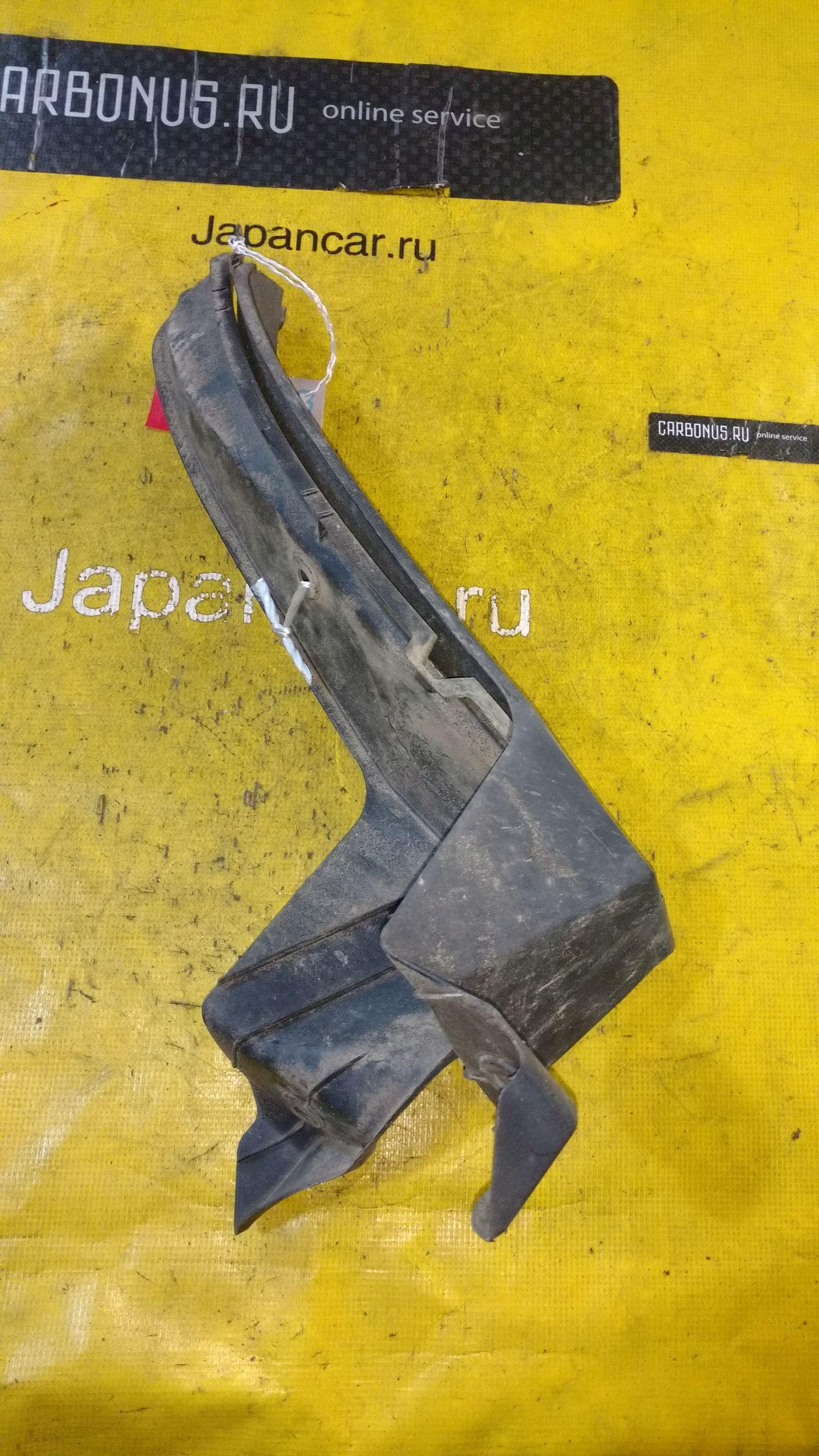 Подкрылок на Toyota Sienta NCP81G 1NZ-FE Фото 1