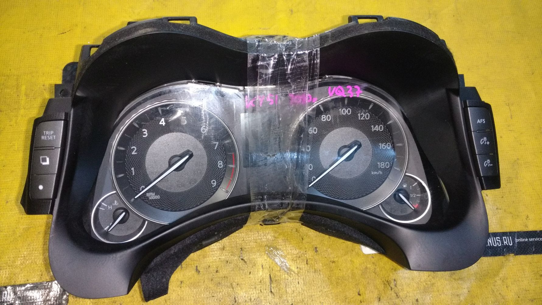 Спидометр на Nissan Fuga KY51 VQ37VHR Фото 1