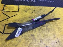 Решетка под лобовое стекло на Toyota Ractis NCP100 Фото 1