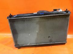 Радиатор ДВС на Honda Civic EU1 D15B
