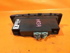 Блок управления климатконтроля на Nissan Skyline HR34 RB20DE