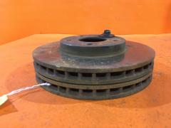 Тормозной диск на Nissan Liberty RM12 QR20DE, Переднее расположение