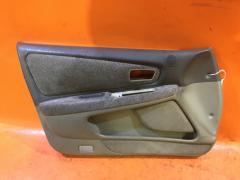 Обшивка двери на Toyota Cresta JZX100, Переднее Левое расположение