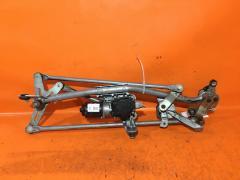 Мотор привода дворников на Honda Civic FD3