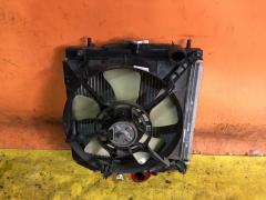 Радиатор ДВС на Daihatsu Pyzar G303G HE-EG