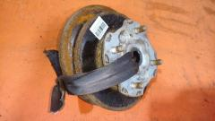 Тормозной диск на Daihatsu Mira L510S EF-EL, Переднее расположение